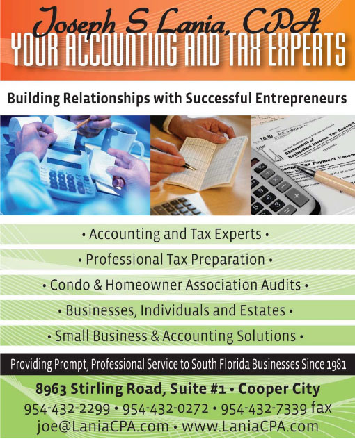 Your Accounting and Tax Experts